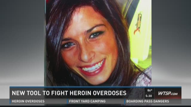 New tool to fight heroin overdoses