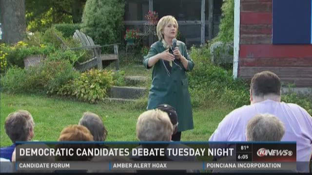 10 News political analyst on upcoming Democratic debate