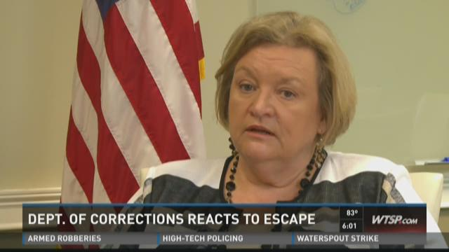 10 Investigates: Department of Corrections reacts to Clearwater inmate's escape