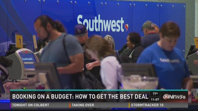 Booking on a budget: How to get the best deal