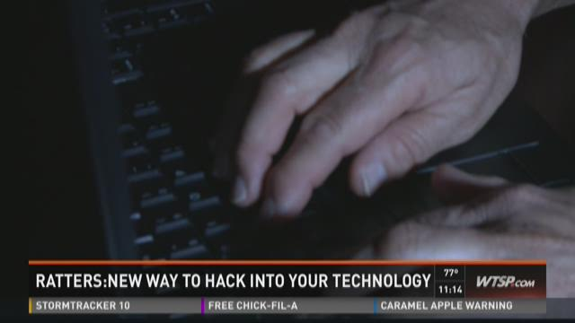 Ratters: a new way to hack into your technology