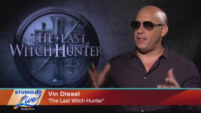 Hallenbeck Preview: The Last Witch Hunter