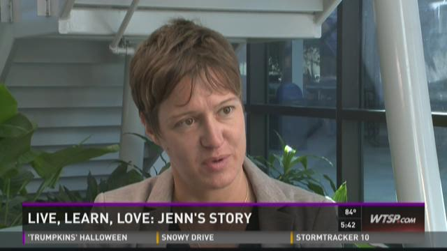 Live, learn, love: Jenn's story