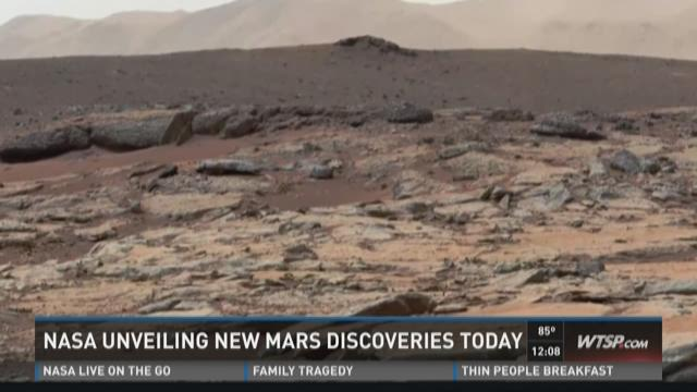 stones of discovery on mars nasa - photo #29