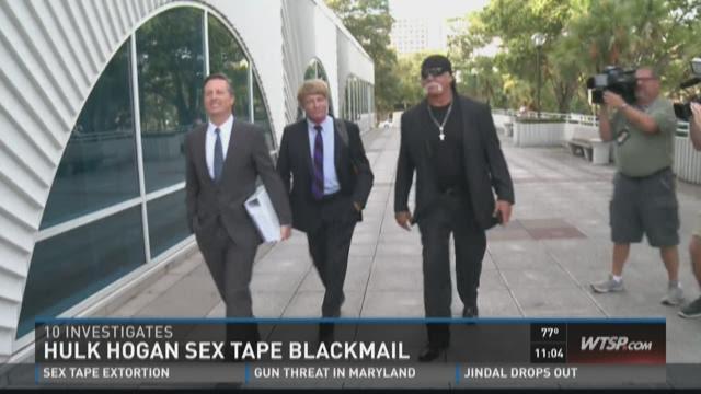 Blackmail sex