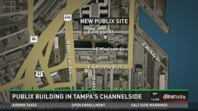 publix coming to downtown tampa. Black Bedroom Furniture Sets. Home Design Ideas